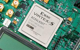 Xilinx Virtex5 support