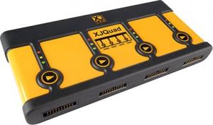 XJQuad multiport JTAG Controller