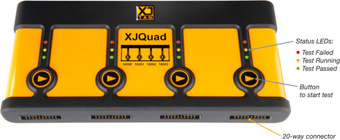 xjtag-xjquad-multiport-adapter