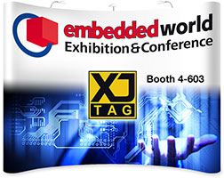 XJTAG exhibiting at Embedded World
