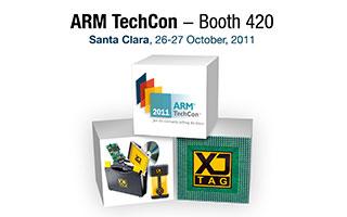 XJTAG exhibiting at ARM TechCon