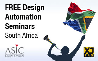 XJTAG Design Automation Workshop South Africa