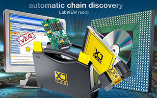 XJTAG auto chain discovery