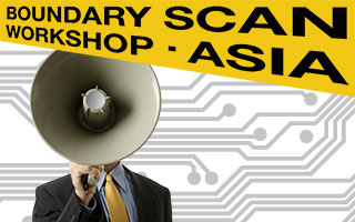 Boundary Scan Workshop Asia