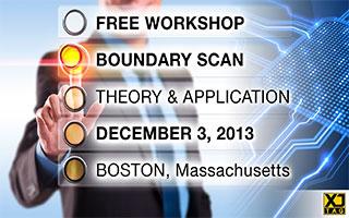 XJTAG Workshop Boston