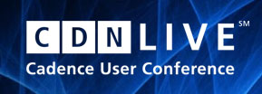CDNLive EMEA - Cadence User Conference