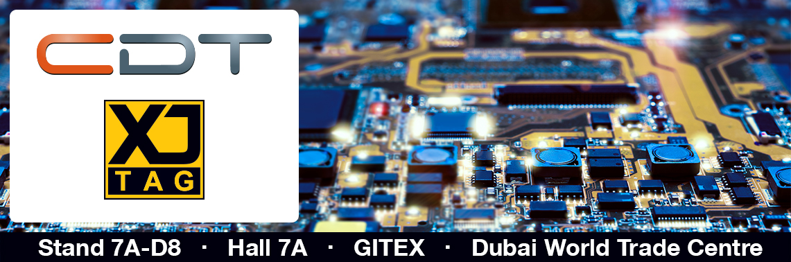 XJTAG & CDT at GITEX Technology Week 2018 in Dubai