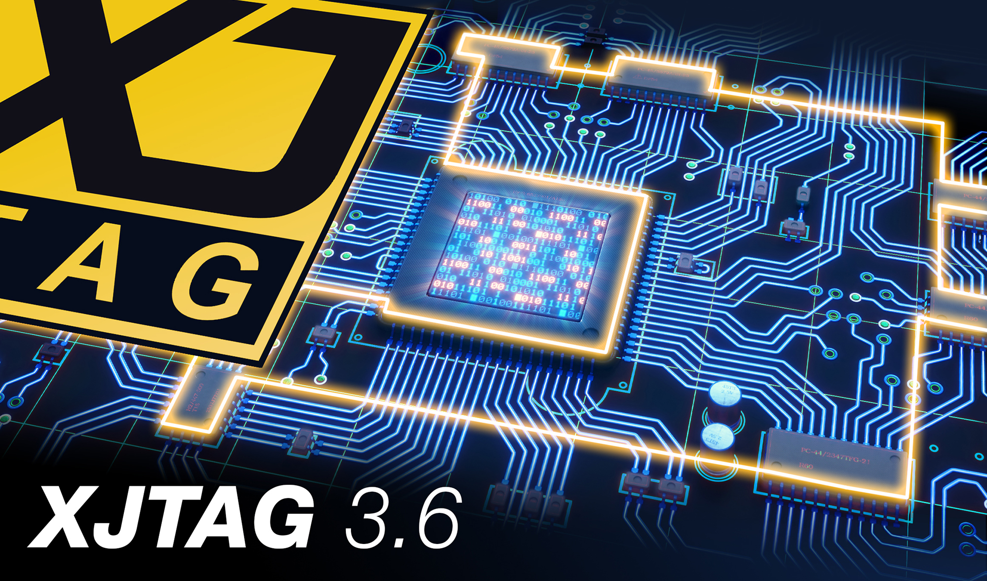 XJTAG Boundary Scan version 3.6