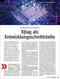 XJTAG Article in Design&Elektronik