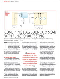 XJTAG News Article in Electronic World