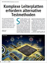 Komplexe Leiterplatten erfordern alternative Testmethoden - MedizinurlencodedmlaplussignElektronik article
