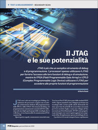 Article in PCB Magazine Italy