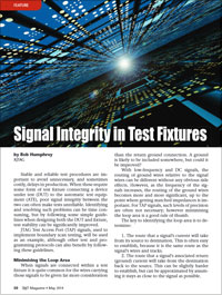 XJTAG News Article in SMT Magazine