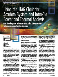 XJTAG Article in Xilinx Xcell Journal