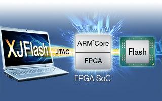 XJFlash high-speed Flash programming for ARM-based FPGA SoC