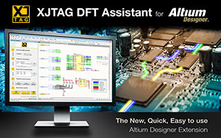 XJTAG DFT Assistant for Altium Designer extension