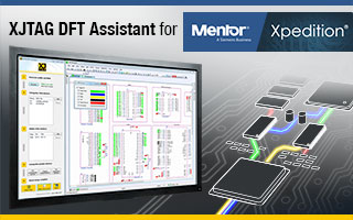 XJTAG DFT Assistant for Mentor Xpedition