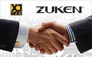XJTAG Zuken partnership