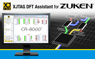 XJTAG DFT Assistant for Zuken CR-8000 plugin