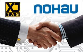 XJTAG Nohau partnership press release