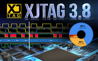 XJTAG Boundary Scan Version 3.8