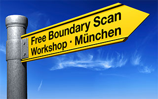 XJTAG Workshop Munchen