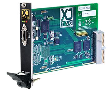 PXI JTAG controller