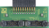 XJTAG 2x 10-way 2 mm Adapter Board