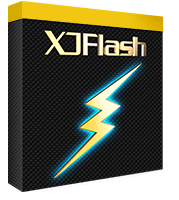 XJFlash JTAG Boundary Scan software module