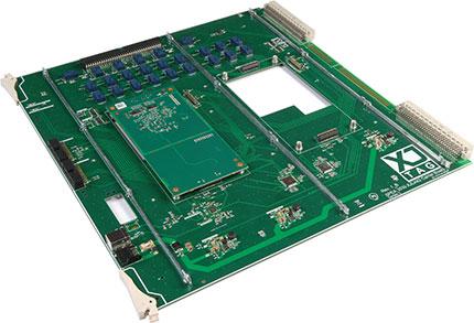 XJLink2-3030 on SPEA 3030 JTAG Carrier Board