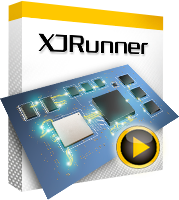 XJRunner run-time environment for manufacturing test