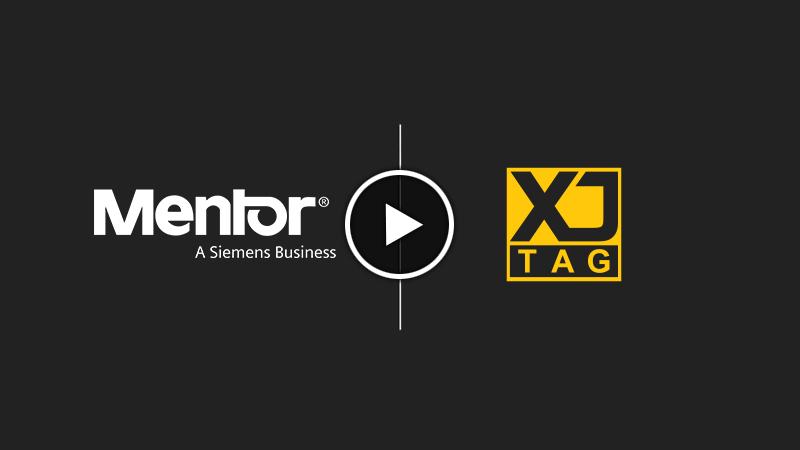XJTAG DFT Assitant for Mentor video