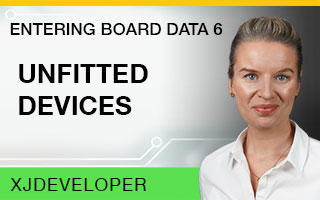 Entering Board Data Tutorial - Unfitted devices