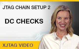 JTAG Chain Setup Tutorial - DC checks