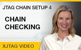 JTAG Chain Setup Tutorial - Check Chain, Autoskew