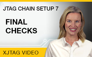 JTAG Chain Setup Tutorial - Soak test