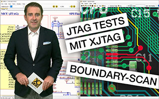 JTAG Tests mit XJTAG Boundary-Scan-video