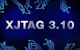 XJTAG 3.10 software update