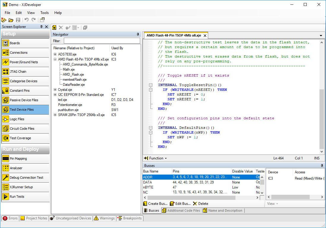 xjdeveloper-editcode