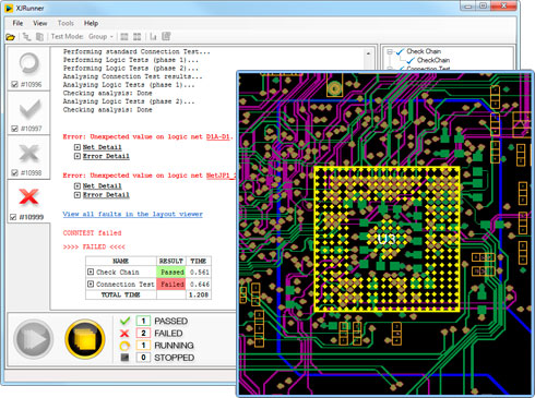 XJRunner (Basic User) and Layout Viewer