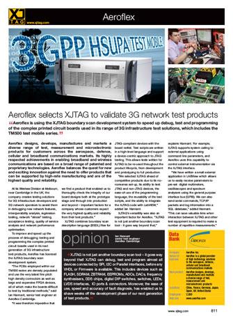 Aeroflex case study thumbnail
