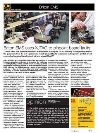 Briton EMS case study thumbnail