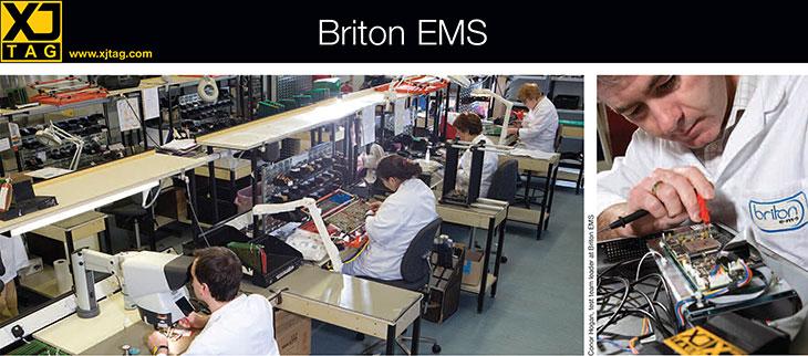 Briton EMS case study header