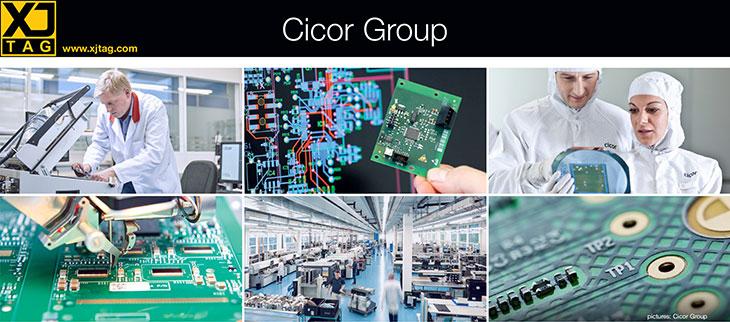 Cicor Group case study