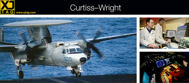 Curtiss-Wright case study header