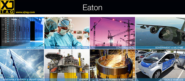 Eaton case study header