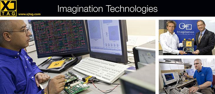 Imagination Technologies case study header