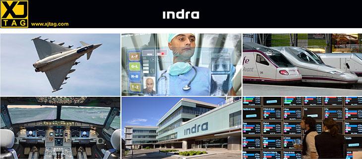 Indra case study header