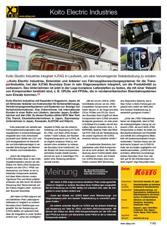 Koito Electric case study thumbnail