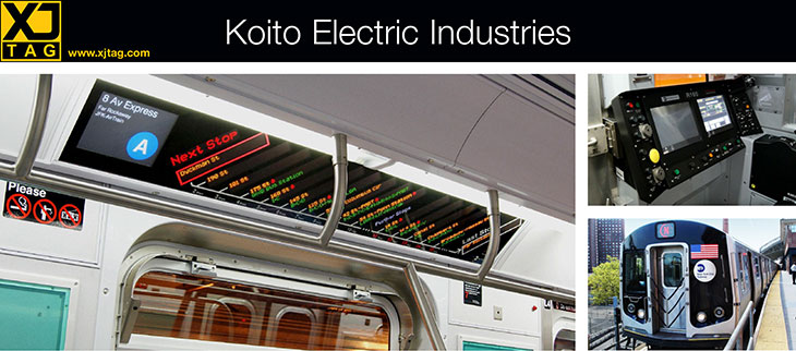 Koito Electric Industries case study header